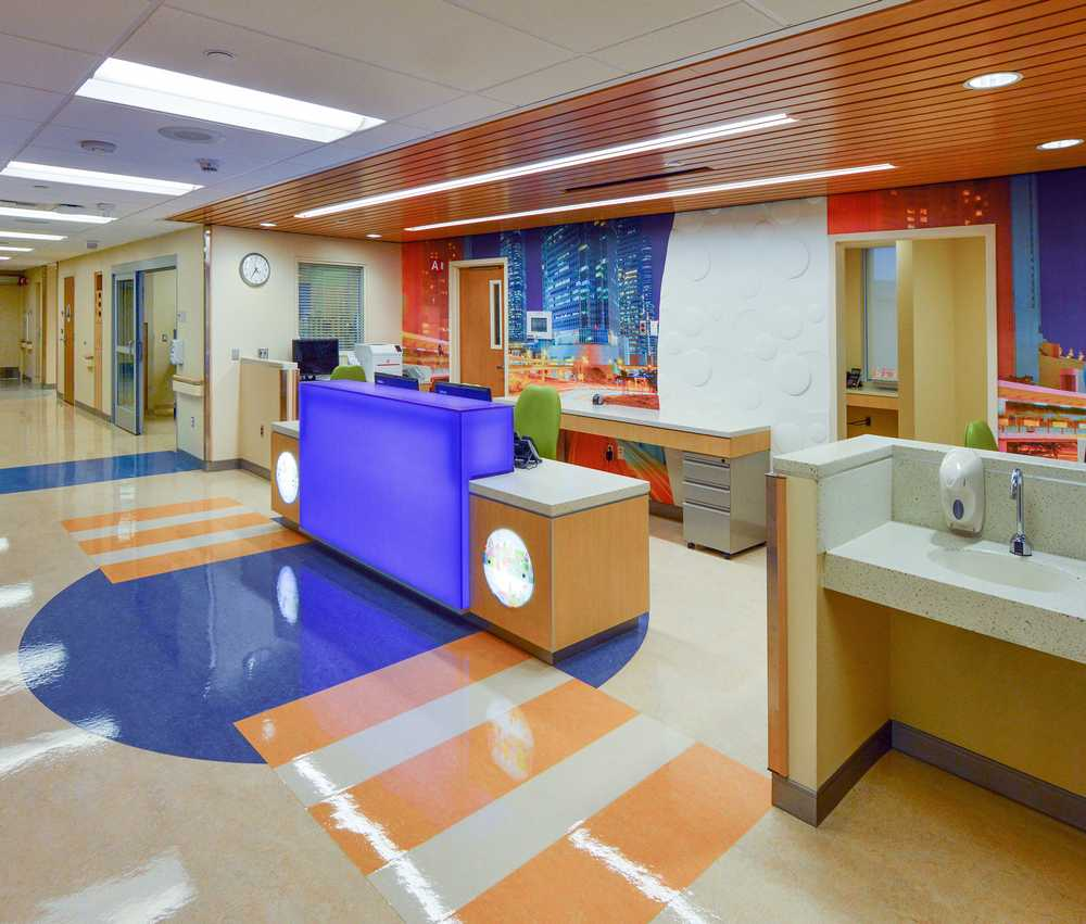 Miller Children's Hospital PICU - RBB Inc