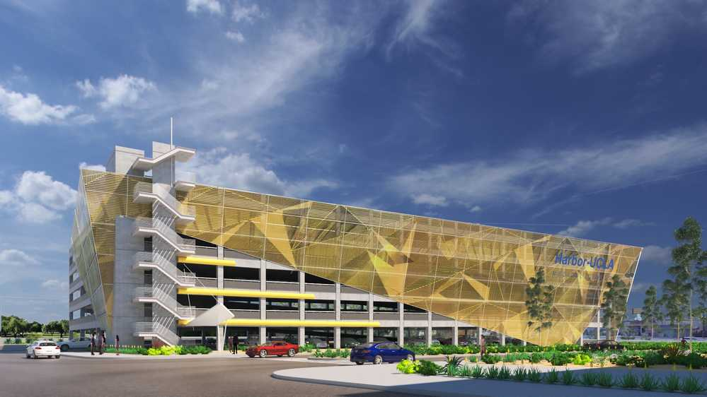 Harbor UCLA Medical Center - Master Plan - RBB Inc