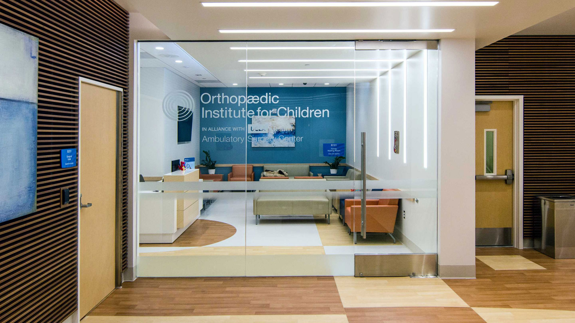 orthopaedic institute for children ambulatory surgery center